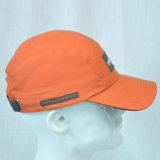 Esporte Running/boné de beisebol do poliéster do chapéu