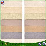 Tela impermeable tejida de la cortina del apagón del franco de la tela del poliester de la tela de materia textil para el sofá y la ventana