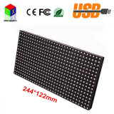Pixeles a todo color 3in1 244*122m m del módulo 32*16 de P7.62 SMD LED para la visualización de LED del color de P7.62 RGB 7