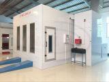 Fabricantes quentes da cabine da pintura de pulverizador do carro das vendas Wld8200