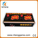 De dubbele Straat die van de Bedieningshendel van de Arcade het Controlemechanisme van het Spel bestrijden Gamepad