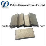 Diamant-Schaufel-Segment-Scherblock-Granit-Ausschnitt-Segment für Bergbau-Hilfsmittel