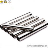 Tubo rectangular inconsútil del acero inoxidable de la alta calidad