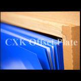 Образец плиты CTP сини неба высокого качества термально для свободно