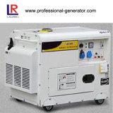 Le ce, OIN a certifié le générateur 5kVA diesel mobile silencieux