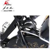 36V nuove bici elettriche nere della lega di alluminio di serie 700c (JSL036X-2)