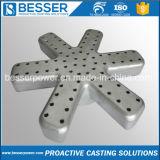 Le blocage de mortaise matériel de combinaison d'acier inoxydable d'OEM partie le bâti