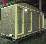 tocador móvil sanitario de la casa modular prefabricada del envase de los 20FT