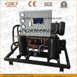 Refroidisseur d'eau refroidi à l'eau avec le compresseur de SANYO