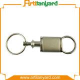 Metal promocional Keychain del diseño del cliente