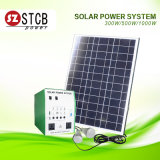 Sonnensystem 300W mit Batterie 12V24ah und Sonnenkollektor 50W