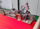 Wärme-Einstellung Maschine Stenter des Textilraffineurs