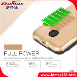 Banco portátil da potência da caixa de bateria do Li-Polímero do telefone móvel para o iPhone 7