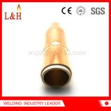Schweissende Spitze-Düse geeignet für Tregaskiss Schweißens-Fackel 401-4-50