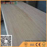 Faisceau Blockboard de Paulownia de dos d'Agathis de face d'Agathis pour des meubles