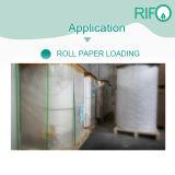 바코드 인쇄 기계를 위한 기본적인 BOPP 물자가 열전달에 의하여 레테르를 붙인다