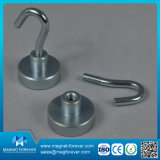Amo dell'alto di tiro neodimio della forza/magnete della holding/magnete magnetici del POT