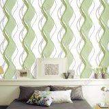 Papier peint de PVC gravé en relief par qualité pour la décoration à la maison