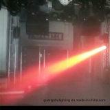 Heißes mini drehbares stadiums-Träger-Licht des Bienen-Augen-6*10 RGBW 4in1 LED bewegliches Haupt