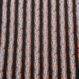 Tela africana do bordado da tela da cópia da tela material de pano