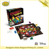Gioco da tavolo su ordinazione /Toy di puzzle della carta da stampa
