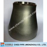 Conc Reductiemiddel van de Montage van de Pijp van het roestvrij staal het Naadloze