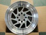 A liga nova do BBS RS da réplica do projeto roda as bordas 15-20inch