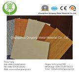PVDFのコーティングが付いている木の穀物のアルミニウムコイル/Sheet/Panel