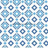 100%Polyester de Afgedrukte Stof van het ijs Pigment&Disperse voor de Reeks van het Beddegoed