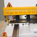 Diversas clases de láminas de la máquina que pelan