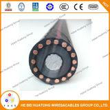 UL 알루미늄 중간 전압 고압선 15kv