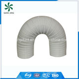 Conduit souple et semi-rigide en aluminium à haute performance pour sécheuse