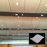 Comitato acustico dei materiali decorativi interni per la sala riunioni