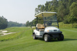 Zonne Macht 2 de Elektrische Kar van het Golf Seater