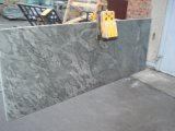 Granito naturale del nastro del pavimento poco costoso grigio caldo del granito