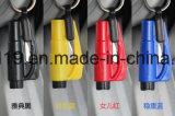 Miniauto-Emergency Sicherheits-Hammer-Emergency Selbsthilfsmittel mit Keychain