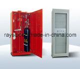 Sistema di protezione antincendio dell'iniezione dell'azoto per il trasformatore