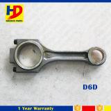 D6d Koppelstang voor De Motoronderdelen van het Graafwerktuig van het Gietijzer