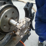 Onderwater Scherp Systeem voor de TweelingApparatuur van de Uitdrijving van de Schroef