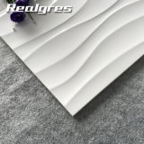 Tegels van de Muur van de golf de Witte Vlotte Ceramische Binnen Verglaasde, de Groothandelaar 300X600 van Ceramiektegels