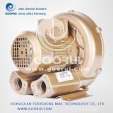 ventilador de alta presión ligero tamaño pequeño Ghbh D73 12 1r3 del anillo de 550With620W 220VAC