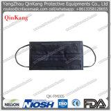 Máscara anti de la oscuridad del respirador de partículas activo del carbón N95