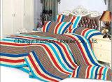 優雅な寝具の一定の大型4PC羽毛布団カバー一定のMicrofiberの極度の柔らかい生命