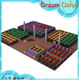Trampoline профессиональных детей изготовления модульный