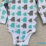 Младенец типа печатание одевает младенца Bodys OEM