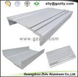 Disipador de calor de aluminio del perfil del material de construcción