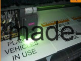 Impresión de /Screen de la impresión de Digitaces para la muestra acanalada de las hojas/Corflute/Correx/Coroplast de los PP