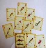 Подгонянное печатание полного цвета рекламирующ Playingcards, покер, Playingcards с клиентом Designes