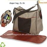 (KL216) 다기능 큰 수용량 작은 접시 핸드백 미라 기저귀 부대