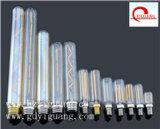 セリウム乳白色のガラス蓋が付いている公認6W T30/T38管状LEDのフィラメントの球根